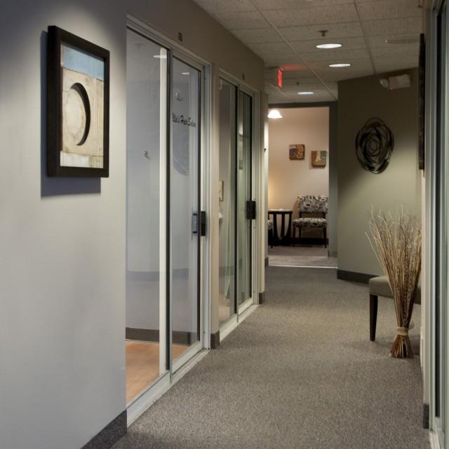 salons etc hallway