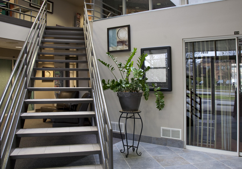 salons etc atrium and stairs